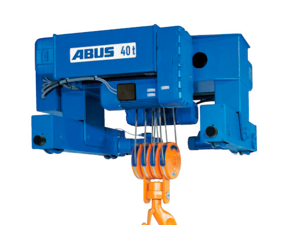 Chain and Rope Hoists